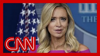 Kayleigh McEnany defends Trump's use of racist language