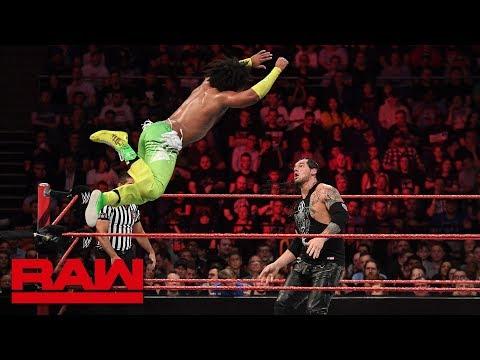 Bobby Roode vs. No Way Jose vs. Baron Corbin - Money in the Bank Qualifying Match: Raw, May 14, 2018
