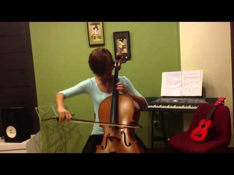 A Thousand Years - Christina Perri ( Cello Cover )