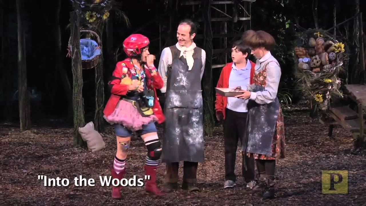 an analysis of family idea in the play into the woods by stephen sondheim and james lapine Read this essay on into the woods curse put on their family tree into the woods is a musical with music and lyrics by stephen sondheim and book by james lapine.