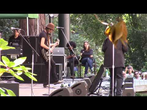 Eric Burdon and the New Animals at Stern Grove.