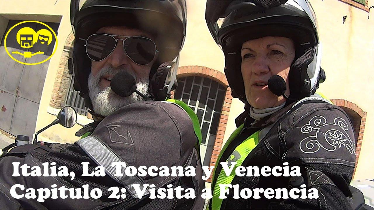 Viaje en moto Florencia y Venecia, Cap 2