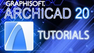 ArchiCAD 20 - Tutorial for Beginners [COMPLETE]*