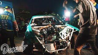 Matt's car falls off a tow truck and Odi gets screwed | Frenemies EP5: Canada