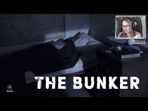 Weiche niemals von der Routine ab! #2 THE BUNKER • Let's Play  [Facecam • German]