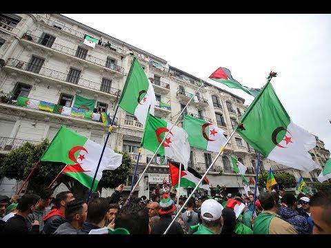 جمعة عاشرة للاحتجاجات في الجزائر ضدّ النظام  - نشر قبل 4 ساعة