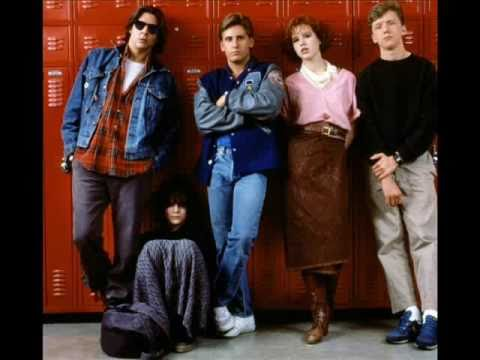 Simple Minds - Don't You Forget About Me (The Breakfast Club) (1985)