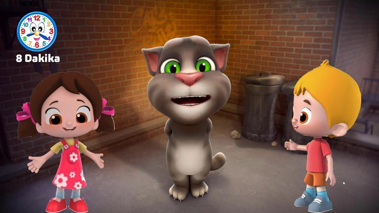 Konuşan Kedi   Eğlenceli Çocuk Şarkısı   Edis Çok Çok   3 Şarkı Arka Arkaya