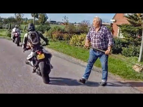 Stupid, Crazy & Angry People Vs Bikers 2018 [Ep.#570] ROAD RAGE
