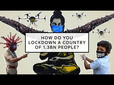 Coronavirus: How is India coping with lockdown?