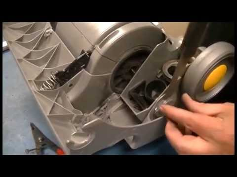 How to repair a Dyson DC07, DC14 & DC33