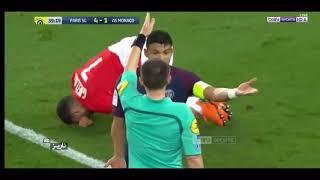 PSG vs Monaco 7-1 All Golas Highlights