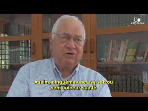 Como as pessoas eram salvas no Antigo Testamento? | Walter Kaiser Jr.
