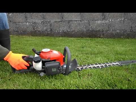 Husqvarna 226HD60S Hedge Trimmer (Cutting out & Stalls) Fixed