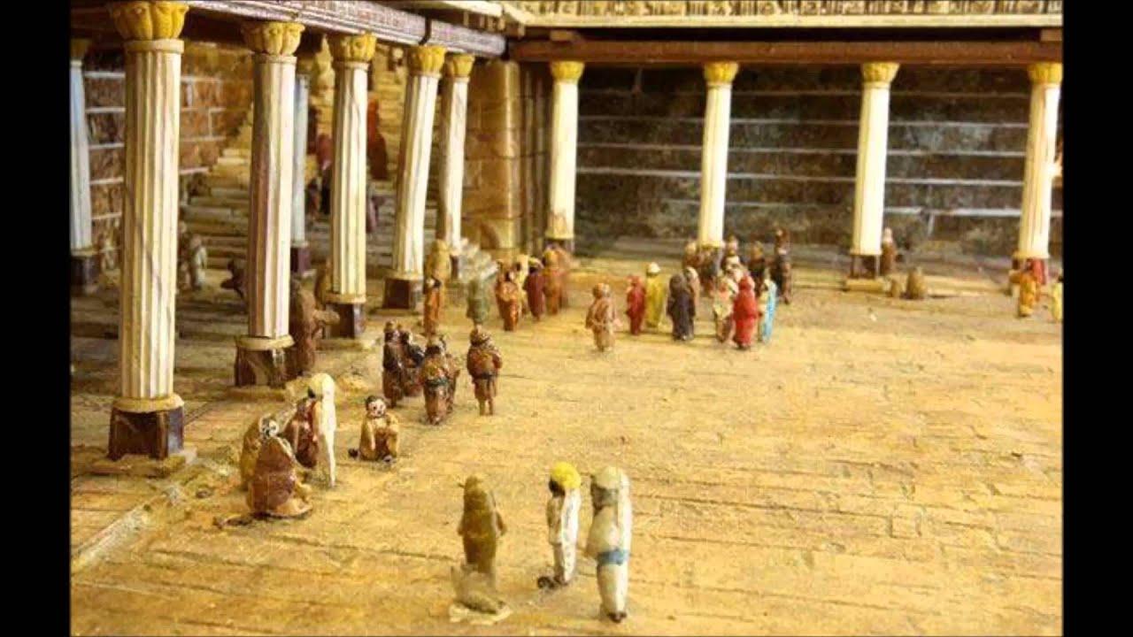 A Destruição do Primeiro Templo Sagrado