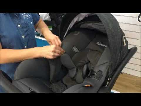 Maxi Cosi Mico Plus Baby Capsule Isofix And Non Mode Melbourne