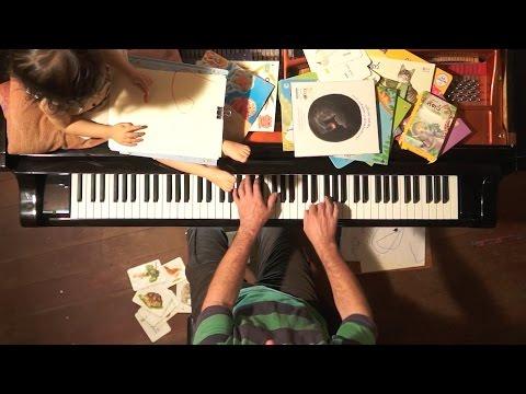 Forrest Gump - Main Theme - Paul Barton, FEURICH piano