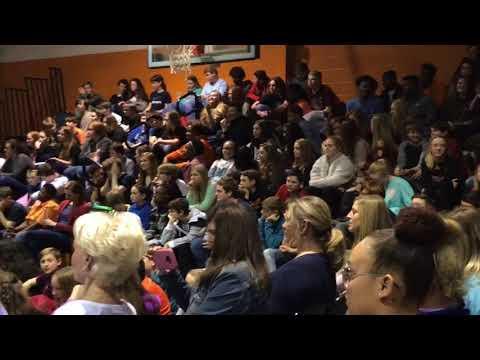 Jake & Adam:  Sgt Pepper's Lonely Hearts Club Band - Alexandria High School Talent Show 2018