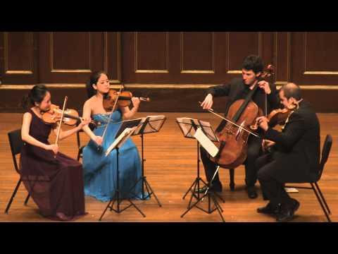 Haydn String Quartet No. 62, Op. 76 No. 3