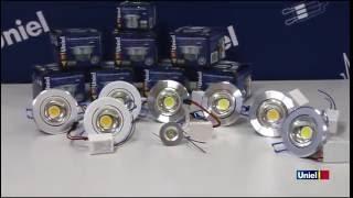 видео Направленный светильник потолочный