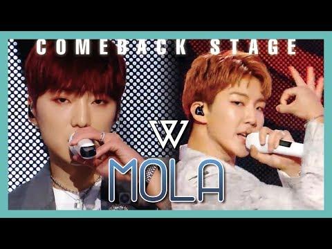 [Comeback Stage] WINNER - MOLA ,  위너 - 몰라도 너무 몰라  Show Music Core 20190518