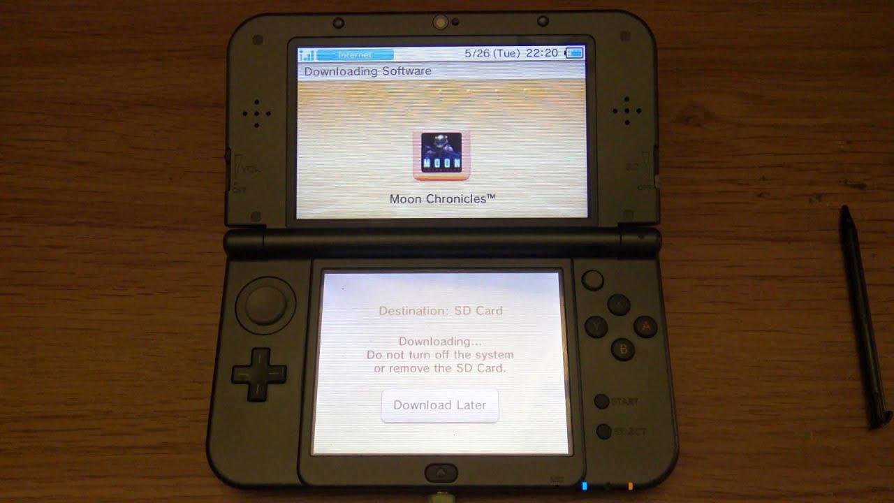 Redeeming Humble Nindie Bundle Moon Chronicles Episode 1 Nintendo Eshop Download Code