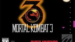 Mortal Kombat 3 (Super Nintendo)