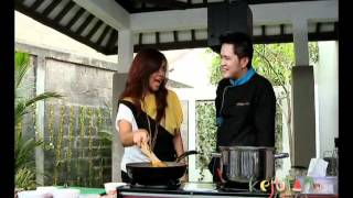 UCIE NURUL : KEJUTAN KOKI @ B CHANNEL TV part3