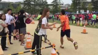 青木愛ちゃん@松山お城下リレーマラソン☆2016.10.16 青木愛 検索動画 25