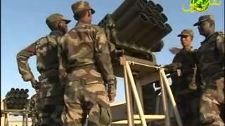 تقرير عن الجيش الموريتاني   YouTube