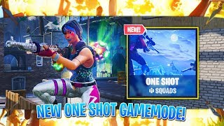Fortnite One Shot Mode