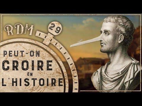 Peut-on faire confiance à l'Histoire ? - RDM #29