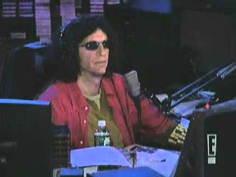 Howard Stern  Dina Meyer  December 4 2002