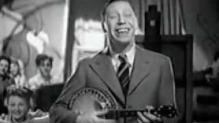 Watch George Formby They Laughed When I Started To Play video