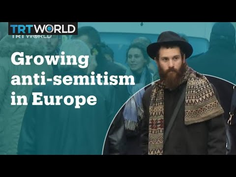 Thousands of Jews in Europe consider leaving due to rising anti-Semitism
