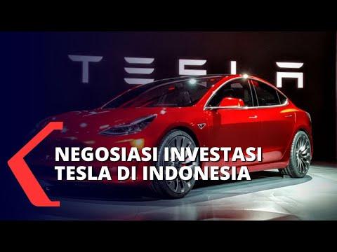 Pantang Menyerah, Negosiasi Dengan Pabrik Mobil Tesla Masih Berjalan