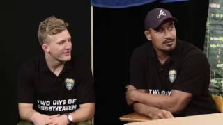 The Guy Williams Show with Jerome Kaino and Damien Mckenzie