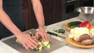 How To Make Perfect Grilled Vegetables by JJ Virgin