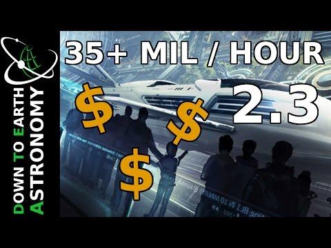 35+ MIL/HOUR ELITE DANGEROUS 2.3 | PASSENGER MISSION IN QUINCE