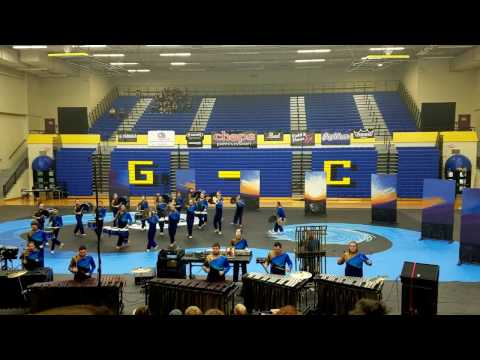 Jay County High School Winter Percussion - Greenfield Central 3/4/17
