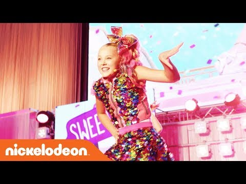 JoJo Siwa's 'Kid in A Candy Store' Performance | Nick