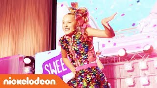 JoJo Siwa's 'Kid in A Candy Store' Performance | Nick