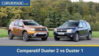 Comparatif - Duster 2 VS Duster 1 : vraiment tout nouveau ?