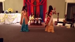 Best Indian Mehndi Dance Medley NEW 2015! Radha, Chitian Kalaiyan, Nagada Sang Dhol
