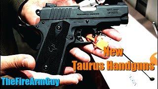 What New with Taurus Handguns for 2018 - TheFireArmGuy