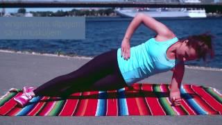 Vingro ar Annu- vingrojumi korsetes muskuļiem