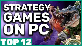 Top 12 Best Strątegy Games to Play on PC