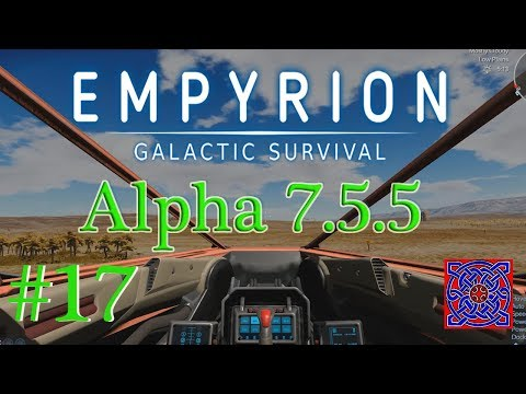 Begone Patrol Vessel :: Empyrion Galactic Survival Omicron Gameplay (Alpha 7.5.5) : # 17