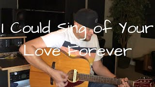 I Could Sing Of Your Love Forever-Delirious? (Aaron Bucks)