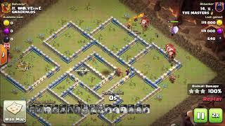 THE MASTERS ✌ Vs GNADENLOS | TH12 War Recaps #41 | Clash Of Clans | 2019